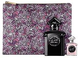 Парфюми, Парфюмерия, козметика Guerlain Black Perfecto By La Petite Robe Noire - Комплект парфюмна вода (edp/50ml + mini/5ml)