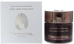 Парфюмерия и Козметика Златна лифтинг маска за лице - Omorovicza Gold Hydralifting Mask