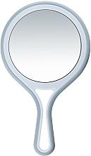 Парфюмерия и Козметика Двустранно огледало с дръжка, d 12,5 см - Titania