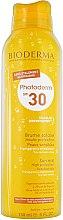 Парфюмерия и Козметика Слънцезащитен спрей за тяло - Bioderma Photoderm Sun Mist SPF 30