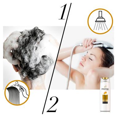 """Възстановяващ шампоан """"Интензивно възстановяване"""" - Pantene Pro-V Intensive Repair Shampoo — снимка N3"""