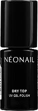 Парфюмерия и Козметика Топ за гел-лак за нокти без лепкав слой - NeoNail Professional Top Dry