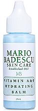 Парфюмерия и Козметика Овлажняващ балсам за след бръснене с витамин А и Е - Mario Badescu Vitamin A & E Hydrating Balm