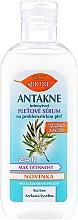 Парфюмерия и Козметика Серум за лице - Bione Cosmetics Antakne Tea Tree and Azelaic Acid Facial Serum