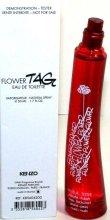 Парфюми, Парфюмерия, козметика Kenzo Flower Tag - Тоалетна вода (тестер без капачка)