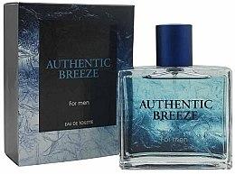 Парфюмерия и Козметика Jeanne Arthes Authentic Breeze - Тоалетна вода