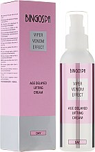 Парфюми, Парфюмерия, козметика Крем за лице - Bingospa Viper Venom Effect Lifting Cream