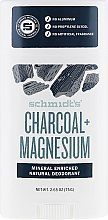 Парфюми, Парфюмерия, козметика Натурален дезодорант - Schmidt's Deodorant Charcoal + Magnesium Stick