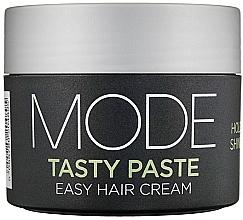 Парфюмерия и Козметика Лек крем за оформяне на коса - Affinage Mode Tasty Paste Easy Hair Cream
