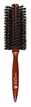Парфюмерия и Козметика Четка за коса, 498952, 55мм. - Inter-Vion Natural Wood