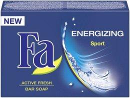 Парфюми, Парфюмерия, козметика Сапун - Fa Energizing Sport Bar Soap