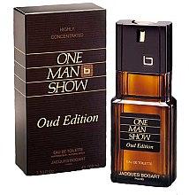 Парфюми, Парфюмерия, козметика Bogart One Man Show Oud Edition - Тоалетна вода