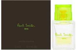Парфюми, Парфюмерия, козметика Paul Smith Man - Тоалетна вода ( мини )