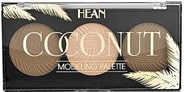 Парфюми, Парфюмерия, козметика Палитра за грим - Hean Coconut Palette