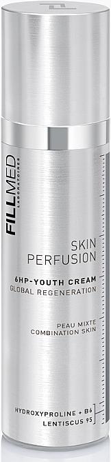 Антистареещ крем за комбинирана кожа - Filorga FillMed Skin Perfusion 6HP-Youth Cream — снимка N3