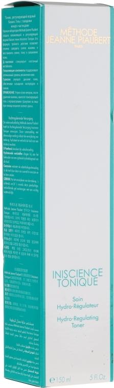 Хидро регулиращ тоник - Methode Jeanne Piaubert Iniscience Tonique Hydro-Regulating Toner — снимка N2