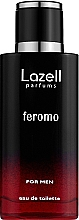 Парфюмерия и Козметика Lazell Feromo - Тоалетна вода
