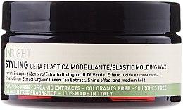Парфюми, Парфюмерия, козметика Восък за коса - Insight Styling Elastic Molding Wax