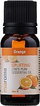 """Парфюмерия и Козметика Етерично масло """"Портокал"""" - Holland & Barrett Miaroma Orange Pure Essential Oil"""