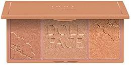 Парфюмерия и Козметика Хайлайтъри за лице - Doll Face Glow Baby Glow Highlighting Palette