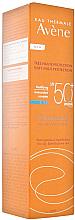 Парфюмерия и Козметика Слънцезащитен крем за мазна кожа - Avene Solaires Cleanance Sun Care SPF 50+