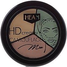 Парфюми, Парфюмерия, козметика Коректори за лице - Hean High Definition Skin Mix