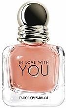 Парфюми, Парфюмерия, козметика Giorgio Armani Emporio Armani In Love With You - Парфюмна вода (тестер с капачка)
