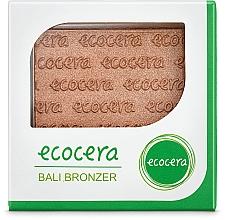 Парфюмерия и Козметика Бронзант за лице - Ecocera Face Bronzer