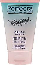 Парфюми, Парфюмерия, козметика Кремообразен скраб за лице - Perfecta Detox Cream Scrub