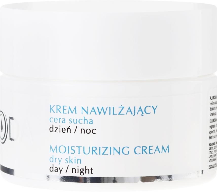 Хидратиращ крем за суха кожа - Uroda Moisturizing Face Cream For Dry Skin