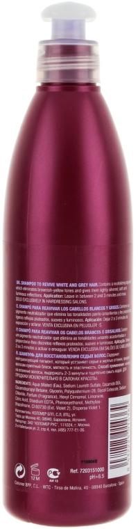 Шампоан за бяла коса - Revlon Professional Pro You White Hair Shampoo — снимка N2