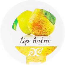 """Парфюми, Парфюмерия, козметика Балсам за устни """"Круша"""" - Hristina Cosmetics Lip Balm"""
