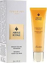 Парфюмерия и Козметика Маска-гел за лице - Guerlain Abeille Royale Repairing Honey Gel Mask