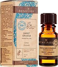 """Парфюмерия и Козметика Етерично масло """"Портокалово сладко"""" - Botanika Orange Sweet Essential Oil"""