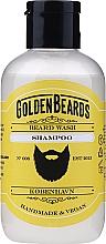 Парфюмерия и Козметика Шампоан за брада - Golden Beards Beard Wash Shampoo