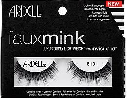 Парфюмерия и Козметика Изкуствени мигли - Ardell Faux Mink Luxuriously Lightweight 810