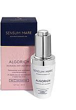 Парфюмерия и Козметика Възстановяващ серум за лице - Sensum Mare Algorich Advanced Anti Age Serum