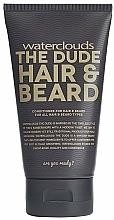 Парфюмерия и Козметика Балсам за коса и брада - Waterclouds The Dude Hair And Beard Conditioner