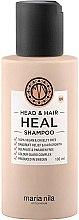 Парфюмерия и Козметика Шампоан против пърхот - Maria Nila Head & Hair Heal Shampoo