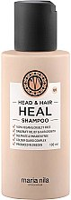 Парфюми, Парфюмерия, козметика Шампоан против пърхот - Maria Nila Head & Hair Heal Shampoo