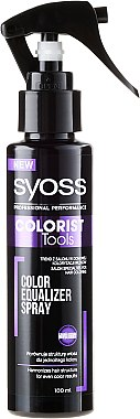 Спрей за коса - Syoss Colorist Tools Color Equalizer Spray — снимка N1