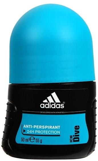Adidas Ice Dive - Рол-он дезодорант — снимка N1