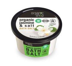"Парфюми, Парфюмерия, козметика Соли за вана ""Кашмирски жасмин"" - Organic Shop Baths Salt Organic Jasmine & Salt"