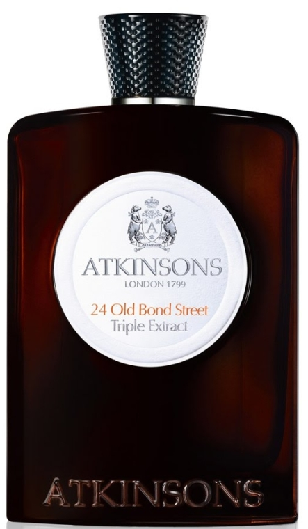 Atkinsons 24 Old Bond Street Triple Extract - Одеколони — снимка N2
