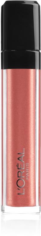 Блясък за устни - L'Oréal Infallible Xtreme Resist Gloss — снимка N1