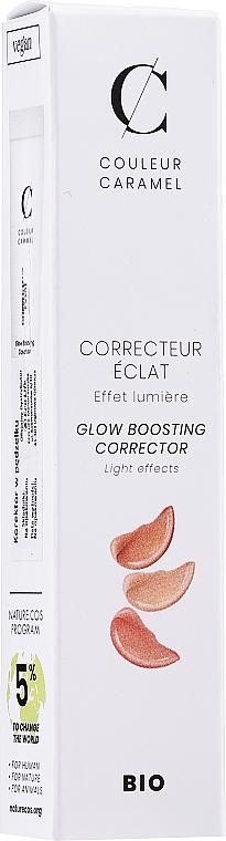 Течен коректор за лице - Couleur Caramel Glow Boosting Corrector — снимка N2