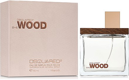 DSQUARED2 SHE WOOD - Парфюмна вода