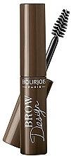 Парфюми, Парфюмерия, козметика Гел за вежди - Bourjois Brow Design Gel Mascara