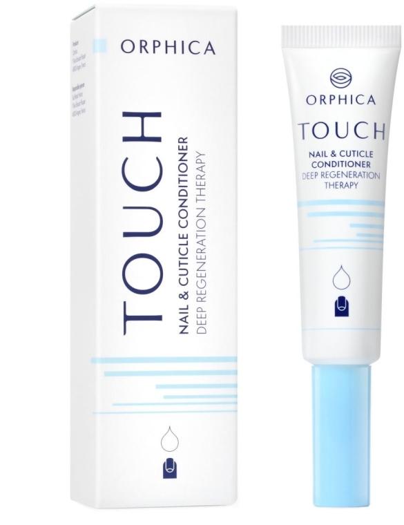 Балсам за нокти и кожички - Orphica Touch Nail & Cuticle Conditioner — снимка N1