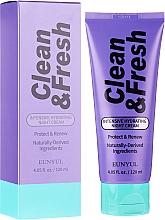 Парфюмерия и Козметика Интензивно овлажняващ нощен крем за лице - Eunyul Clean & Fresh Intensive Hydrating Night Cream